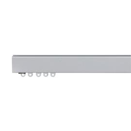 Binario futura singolo 1 via alluminio 250 cm