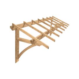 Tettoia in legno L 325 x P 120 cm