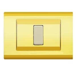Placca 1 modulo FEB Laser oro