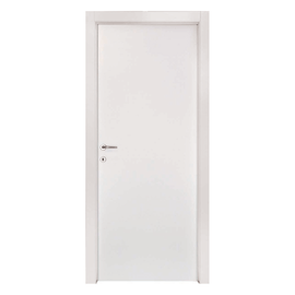 Porta da interno battente Strauss 90 x H 210 cm reversibile