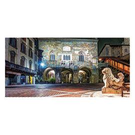 Fotomurale Bergamo alta 210 x 100 cm