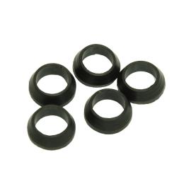 "10 guarnizioni coniche in gomma, Ø 1/2"" pollici 12 mm"