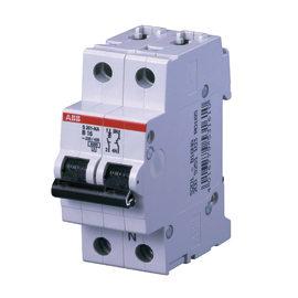 Interruttore magnetotermico ABB ELS201L-C16NA 1P + N 16 A