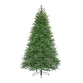 Albero di Natale artificiale Real H 210 cm