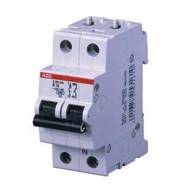 Interruttore magnetotermico ABB ELS201L-C25NA 1P + N 25 A