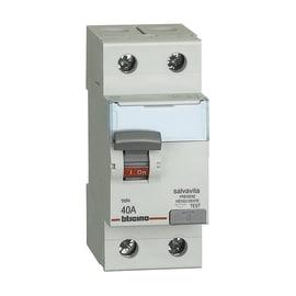 Interruttore differenziale puro BTicino G723AC40 2P 40 A