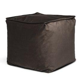 Cuscino pouf Viki marrone 45 x 45 cm