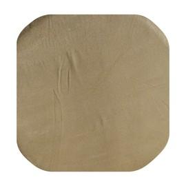 Portabiancheria Cuscino componibile quadro microfibra beige