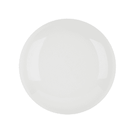 6 pomoli bianco Lucido Ø 35 mm