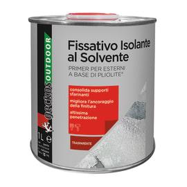 Fissativo isolante Solvente trasparente 1 L