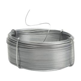 Filo in acciaio zincato Ø 0,7 mm x 75 m