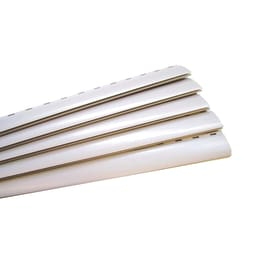 Kit di aste 173 x 25 cm bianco