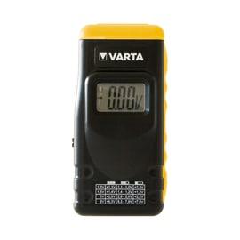 Prova batteria Varta LCD battery tester