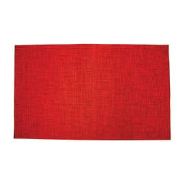Passatoia al taglio Deco rosso 53 cm