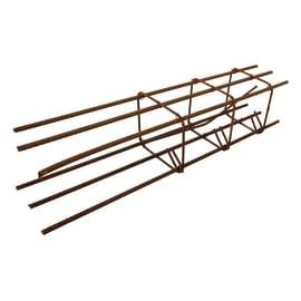 Gabbia in ferro 25 x 25 cm x 300 cm per realizzazione fondazioni