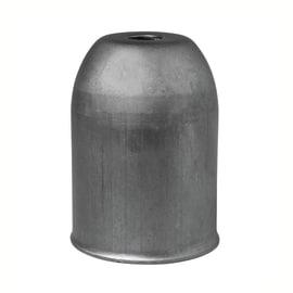 Bicchierino copriportalampada grigio