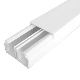Minicanale di cablaggio 40 x 18 mm x L 2 m