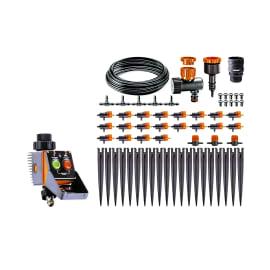 Kit microirrigazione Claber 20 vasi