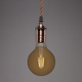 Lampadina decorativa LED Lexman E27 =28W globo luce calda 360°
