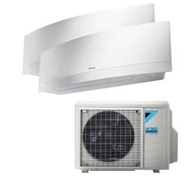 Climatizzatore fisso inverter dualsplit Emura 9+9 2MXM40M/FTXJ25MW+FTXJ25MW 2.5 + 2.5 kW