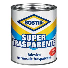 Colla a contatto supertrasparente Bostik 750 g