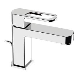 Miscelatore lavabo Caro cromato