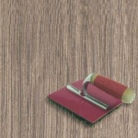 Frattazzo per effetto Rigato frame e finto tessuto