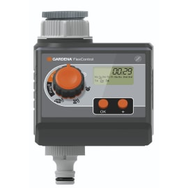 Programmatore a rubinetto a 1 zona Gardena Flex Control