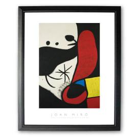 Stampa incorniciata Femme Dp 45 x 55 cm