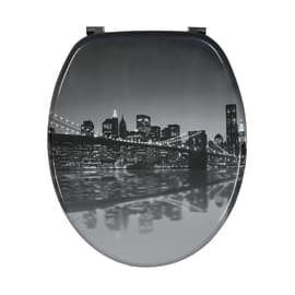 Copriwater Brooklyn Bridge decoro fantasia