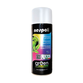 Smalto spray bianco RAL 9010 lucida 400 ml