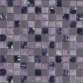Mosaico Lacca 30 x 30 cm viola