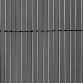 Cannicciato doppio sintetico Colorado grigio L 5 x H 1,5 m