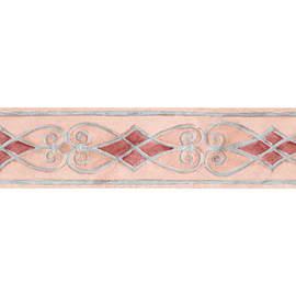 Bordo Atene rosa 5 m