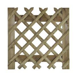 Bordure per aiuole cancelli in legno staccionate in legno for Cancelli di legno per giardino