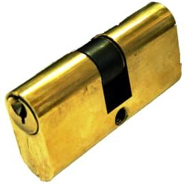 Cilindro ovale doppio profilo 56 mm, interasse A 23 mm B 23 mm