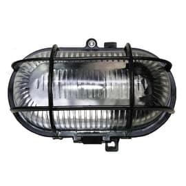 Illuminazione per garage e box Ovale L 18,3 cm IP44