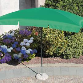 Ombrellone 2,6 x 1,5 m verde