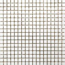 Mosaico Quarzo 30 x 30 cm bianco