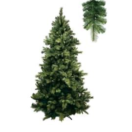 Albero di Natale artificiale Balsamic Fire H 165 cm