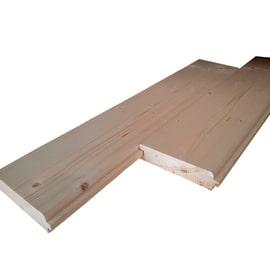 Listone sottotetto prima scelta abete grezzo naturale 32 x 150 x 2000 mm
