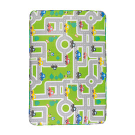 Tappeto Baby street colori assortiti 80 x 120 cm