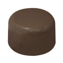Fermaporta adesivo legno scuro