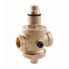 Riduttore di pressione con presa manometro FF Ø 25 mm 1.2-6 3 bar 89