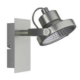 Faretto singolo Inspire Farra cromo LED integrato