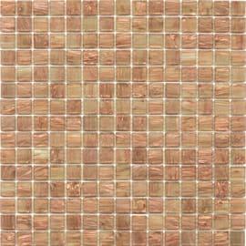 Mosaico Gold 32,7 x 32,7 cm bronzo