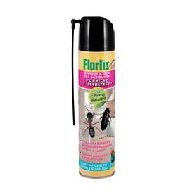 Insetticida schiuma Scarafaggi e fomiche Flortis 400 ml
