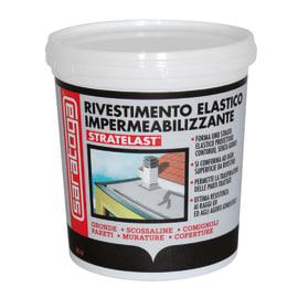 Impermeabilizzante Stratelast bianco 0.75 L