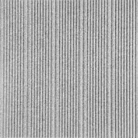 Piastrella 40 x 40 cm Simmetry perla bancale da 9.28 mq, spessore 4 cm