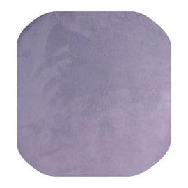Portabiancheria Cuscino componibile quadro microfibra lilla